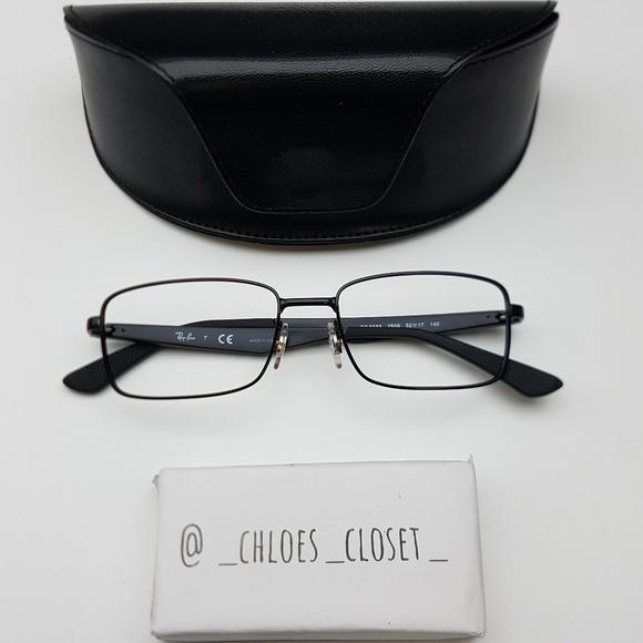 🕶️RayBan RB6333 2509 Unisex Eyeglasses/ILJ542🕶️